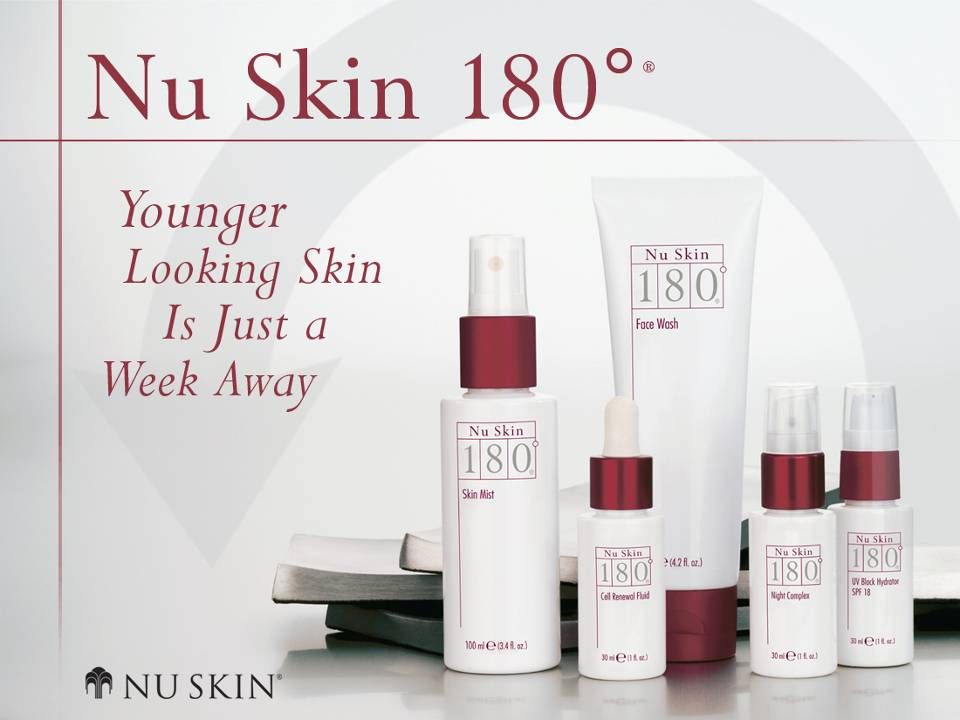 Younger Looking Skin is just a week away = Basta una settimana per avere una pelle più giovane.
