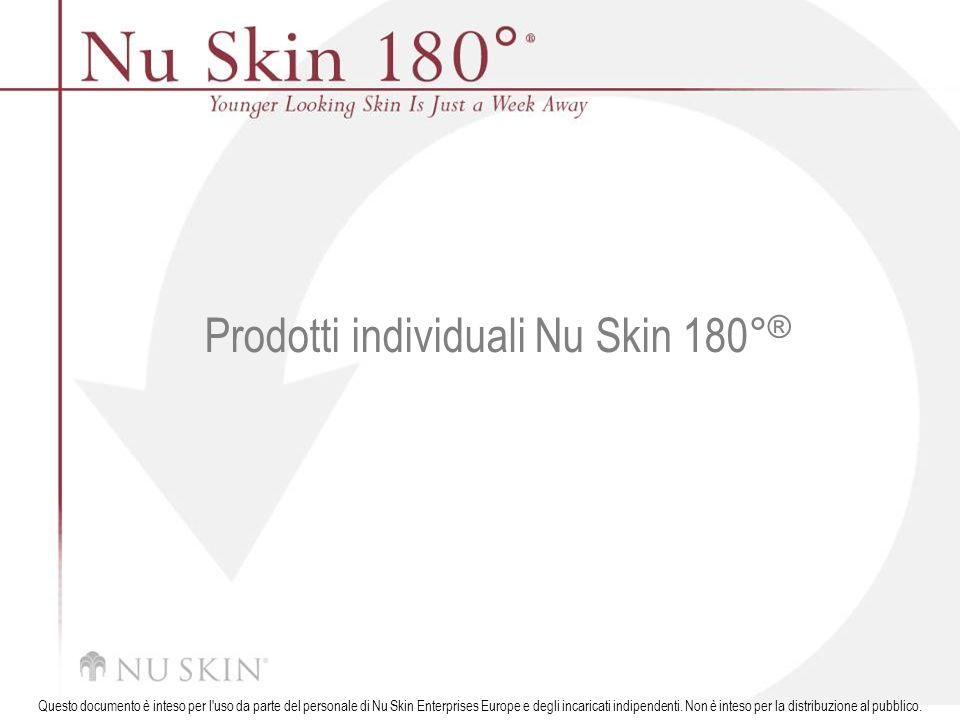Prodotti individuali Nu Skin 180°®