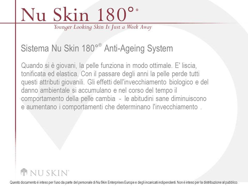 Sistema Nu Skin 180°® Anti-Ageing System