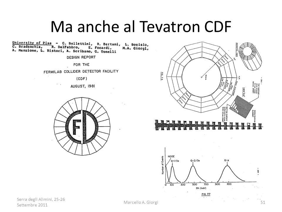 Ma anche al Tevatron CDF