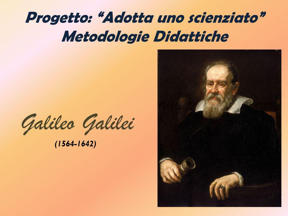Progetto: Adotta uno scienziato Metodologie Didattiche