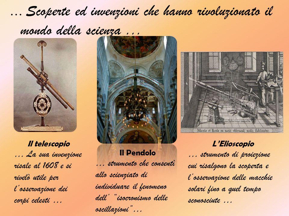 … Scoperte ed invenzioni che hanno rivoluzionato il mondo della scienza ...
