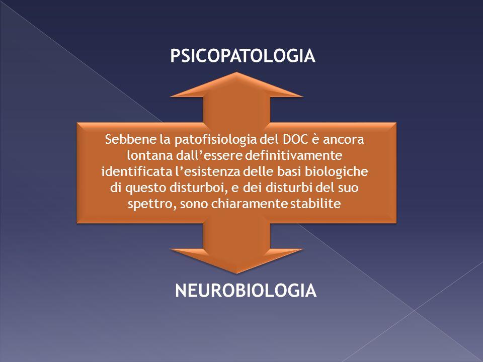 PSICOPATOLOGIA NEUROBIOLOGIA