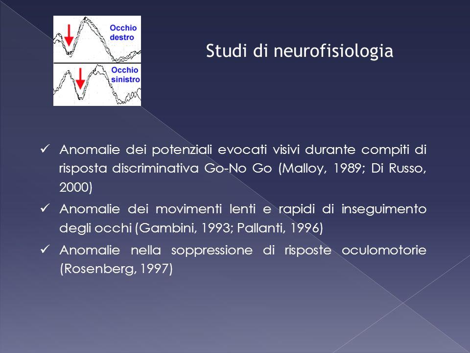 Studi di neurofisiologia