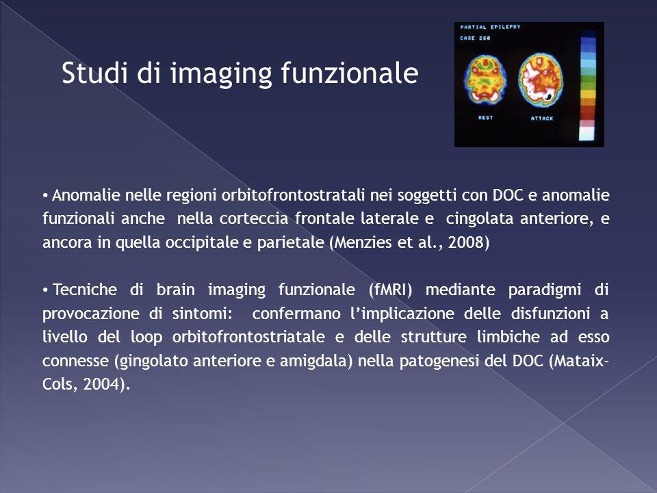 Studi di imaging funzionale