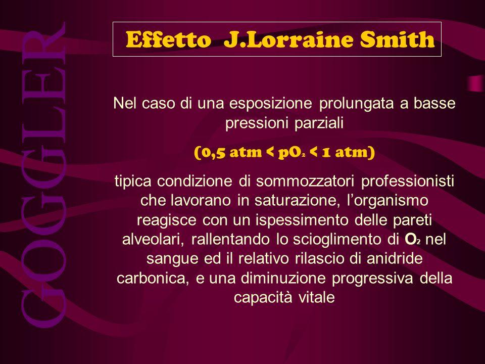 GOGGLER Effetto J.Lorraine Smith