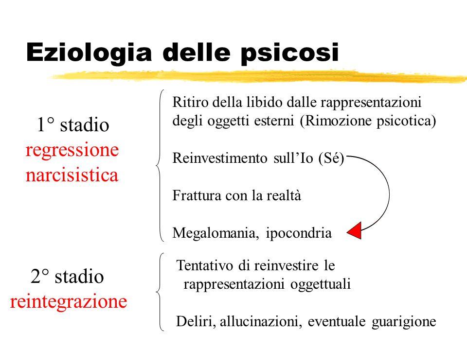 Eziologia delle psicosi