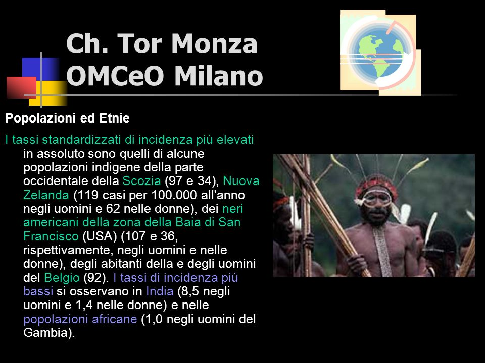 Ch. Tor Monza OMCeO Milano