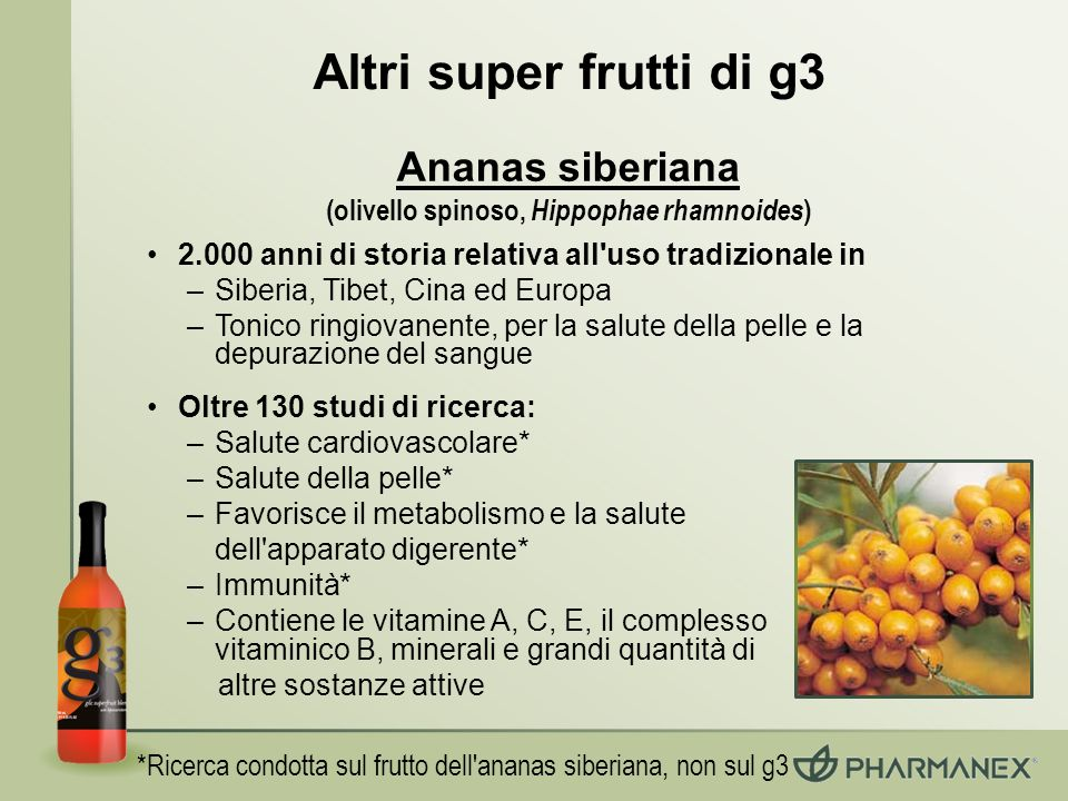 (olivello spinoso, Hippophae rhamnoides)