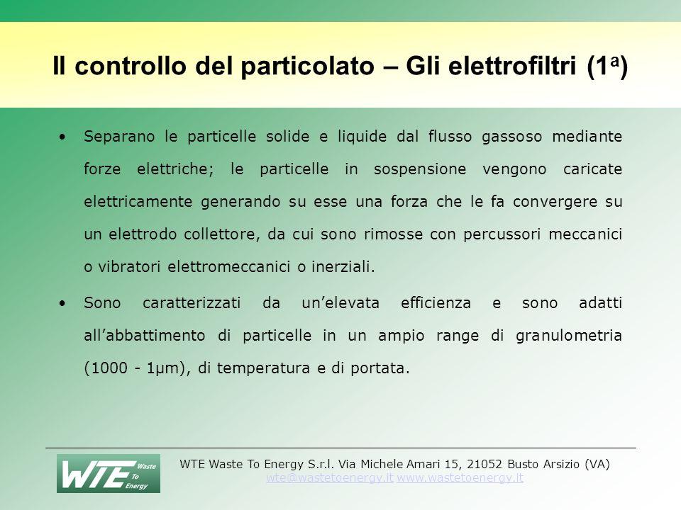 Il controllo del particolato – Gli elettrofiltri (1a)