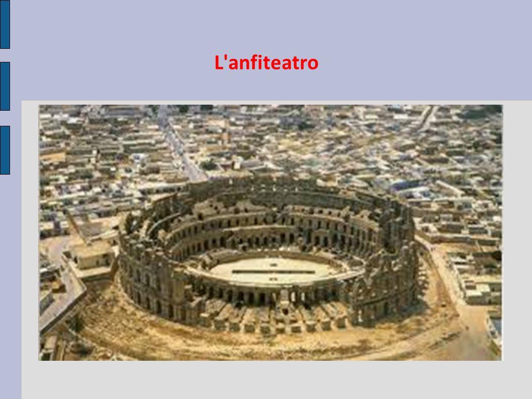 L anfiteatro