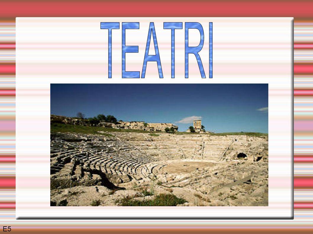TEATRI E5