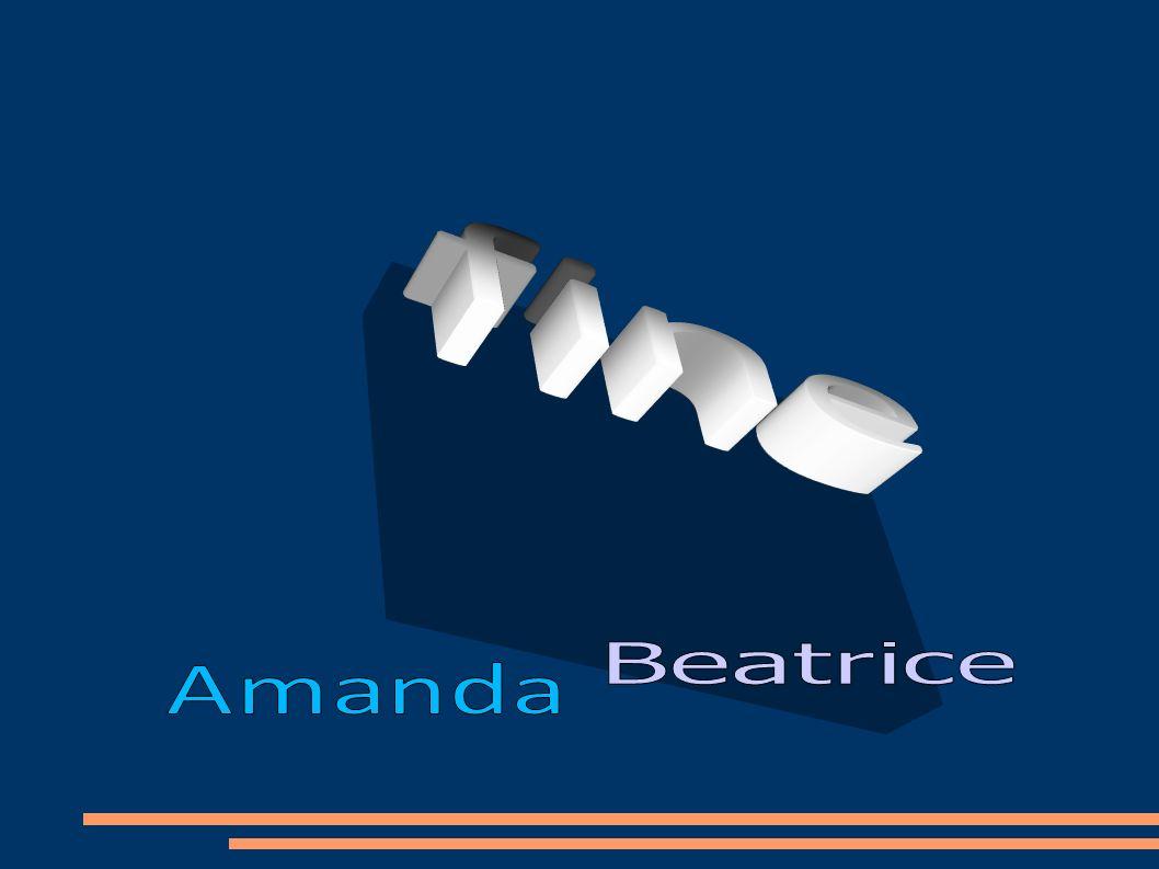 fine Beatrice Amanda