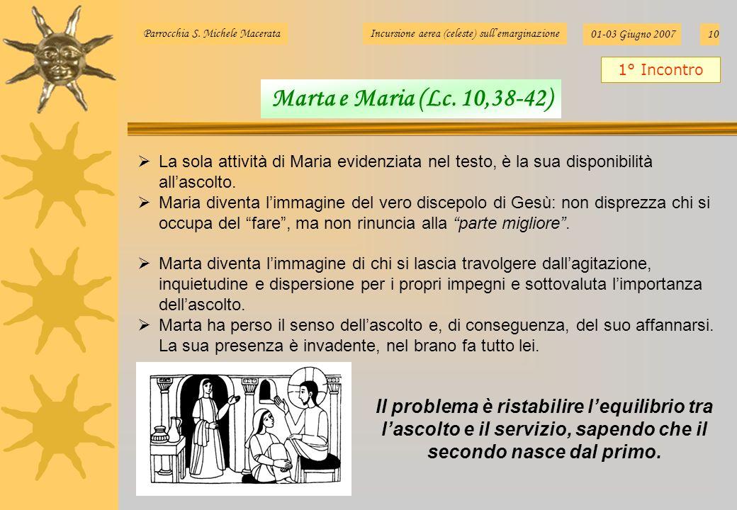 Parrocchia S. Michele Macerata