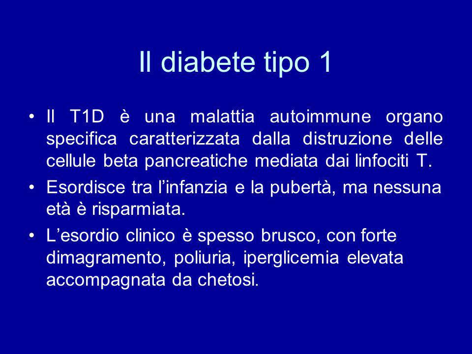 Il diabete tipo 1