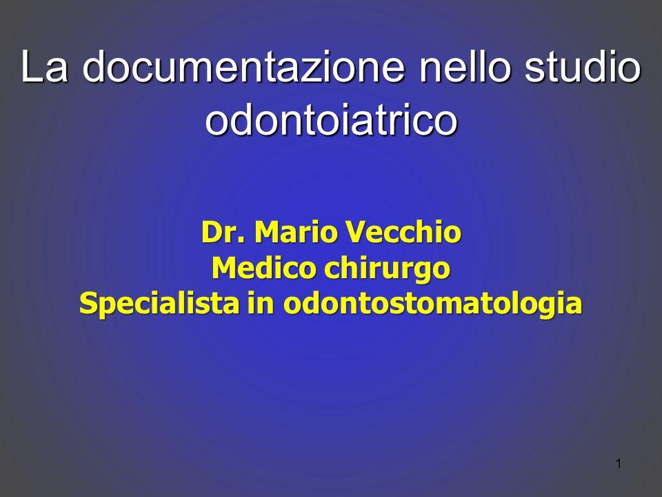 Specialista in odontostomatologia