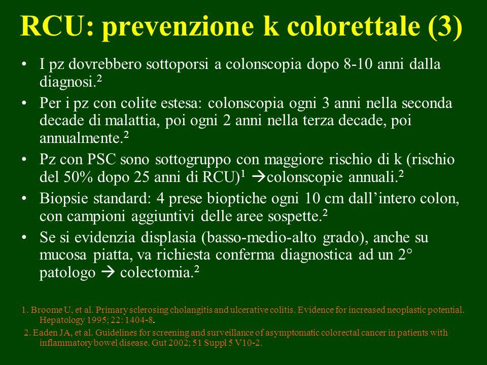 RCU: prevenzione k colorettale (3)