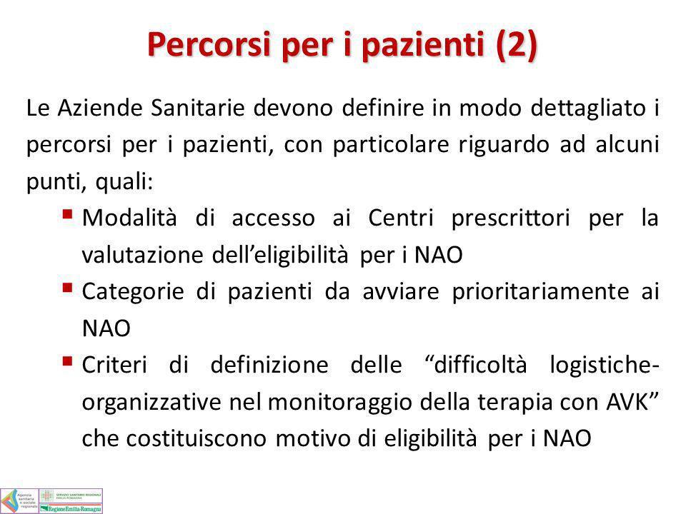 Percorsi per i pazienti (2)