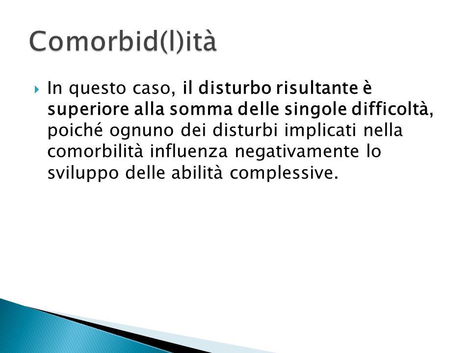 Comorbid(l)ità