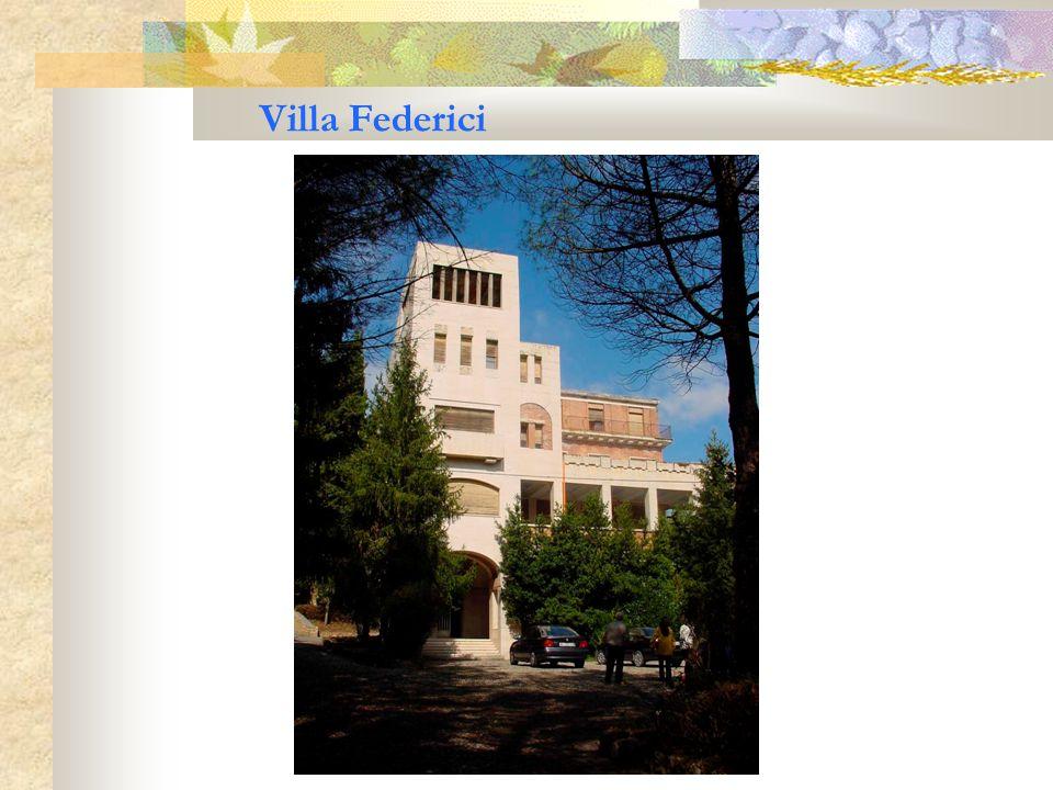 Villa Federici