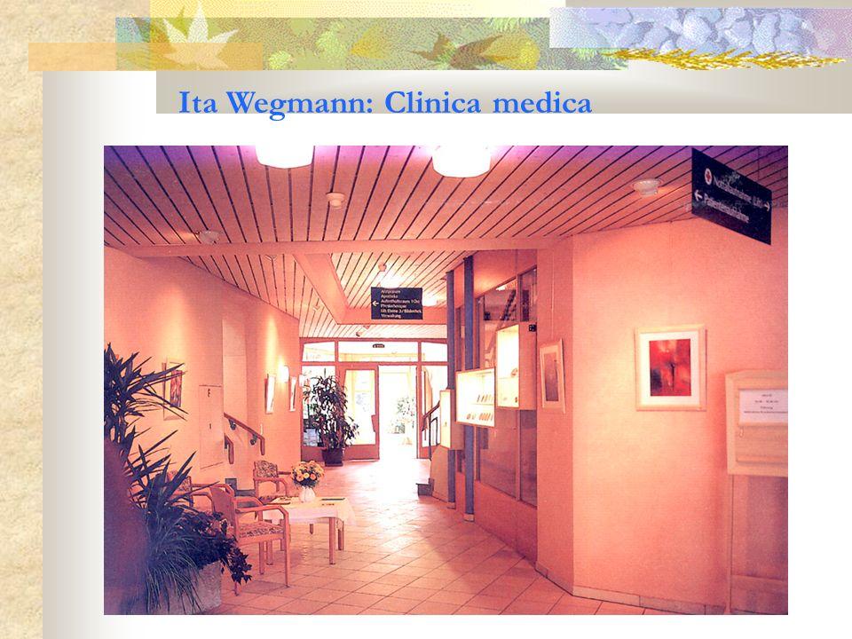 Ita Wegmann: Clinica medica