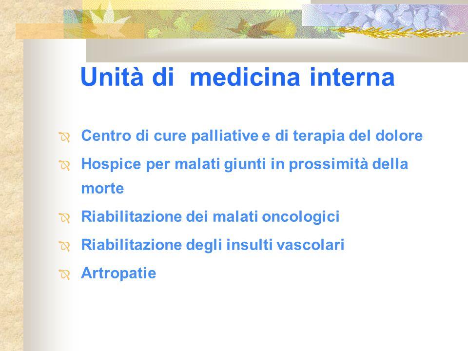 Unità di medicina interna