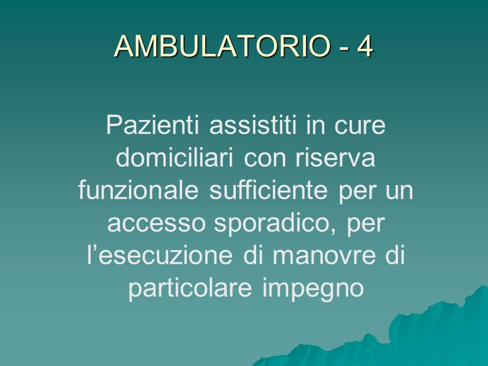 AMBULATORIO - 4