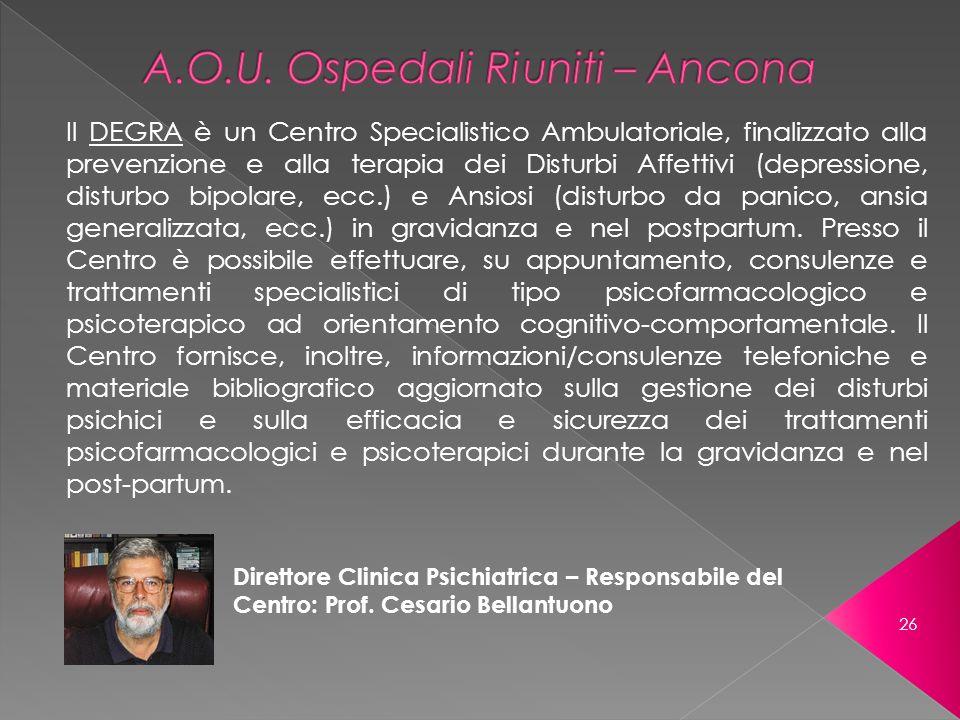 A.O.U. Ospedali Riuniti – Ancona
