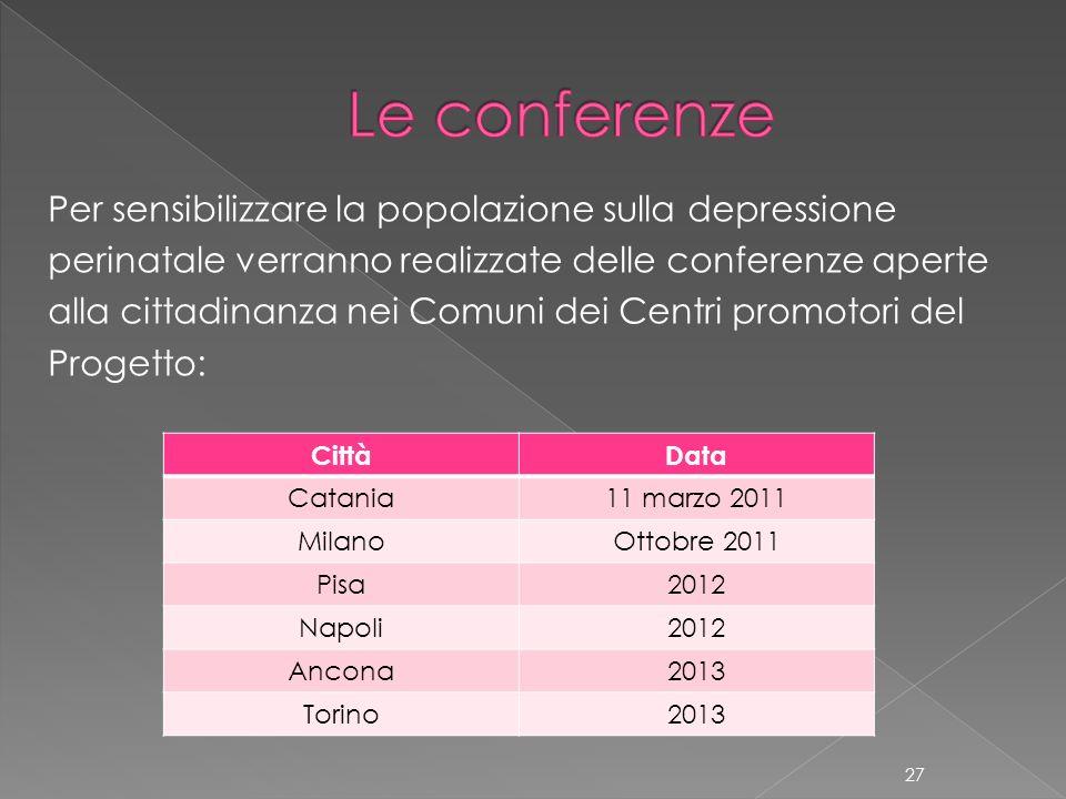 Le conferenze