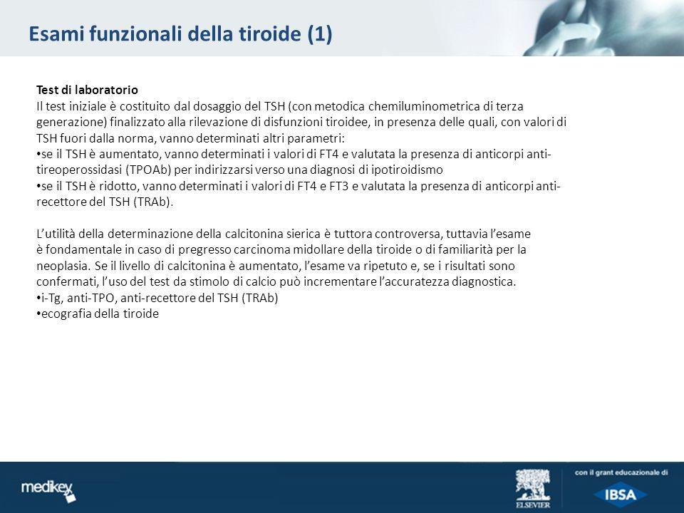 Esami funzionali della tiroide (1)