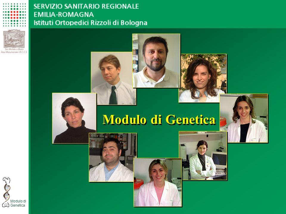 Modulo di Genetica