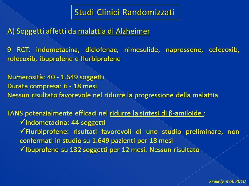Studi Clinici Randomizzati