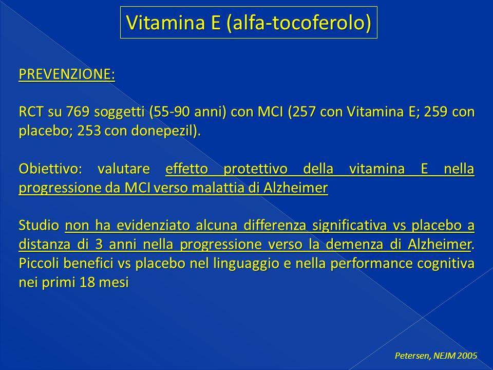 Vitamina E (alfa-tocoferolo)
