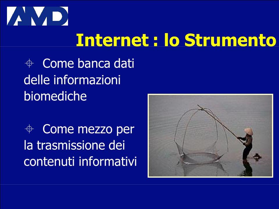 Internet : lo Strumento