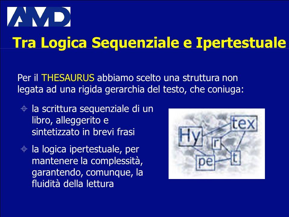 Tra Logica Sequenziale e Ipertestuale