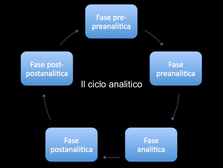 Il ciclo analitico