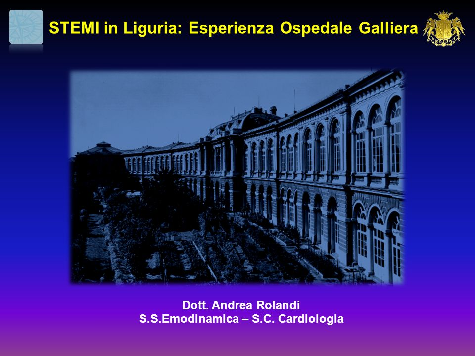 Dott. Andrea Rolandi S.S.Emodinamica – S.C. Cardiologia