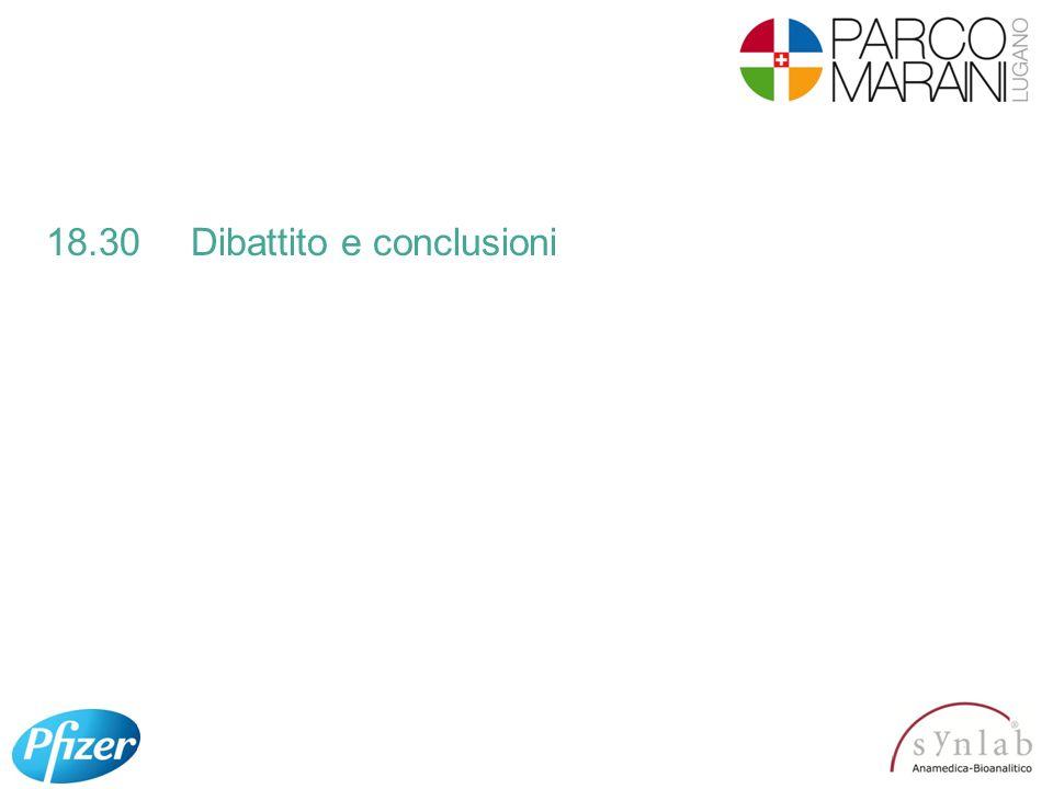 18.30 Dibattito e conclusioni