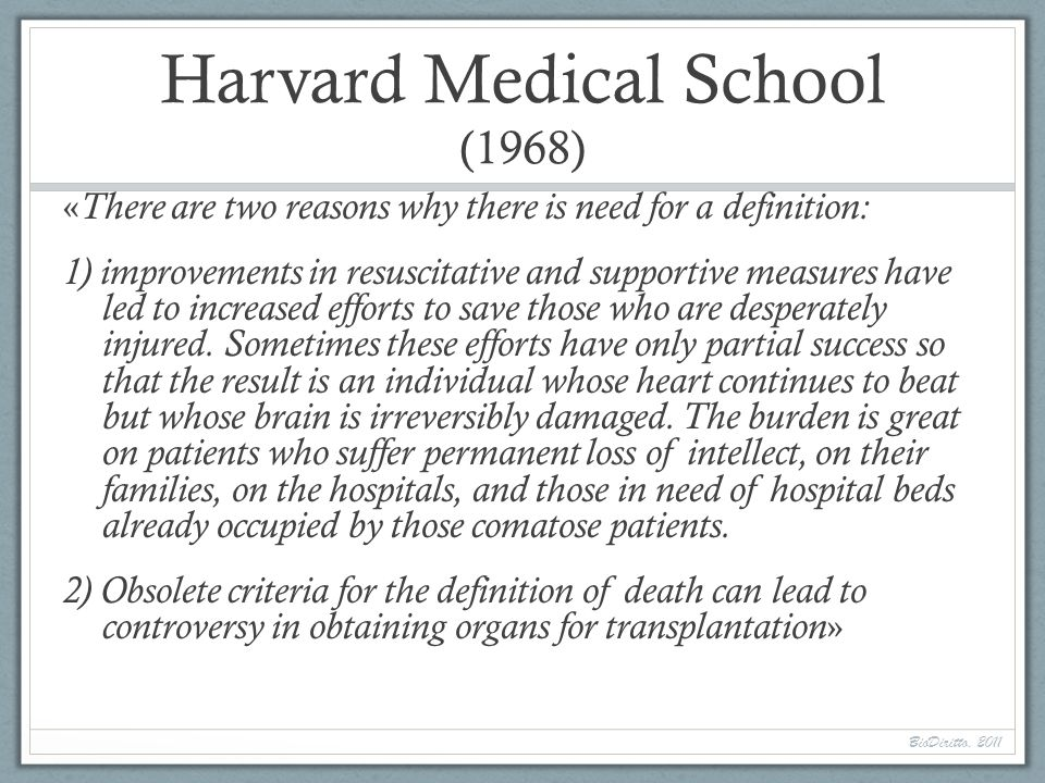 Harvard Medical School (1968)