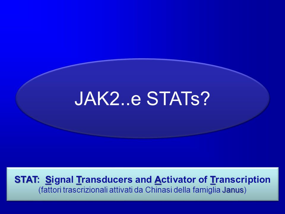 STAT: Signal Transducers and Activator of Transcription