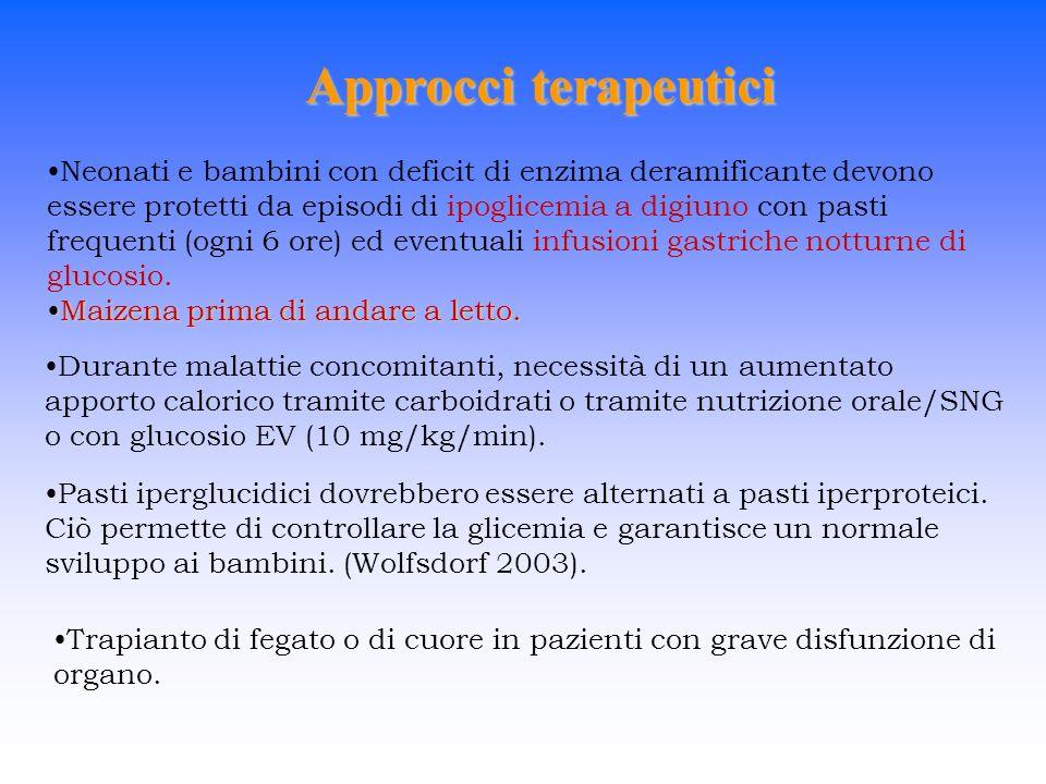Approcci terapeutici