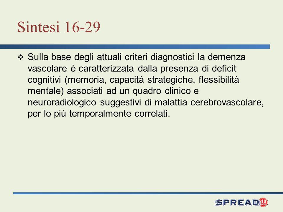 Sintesi 16-29