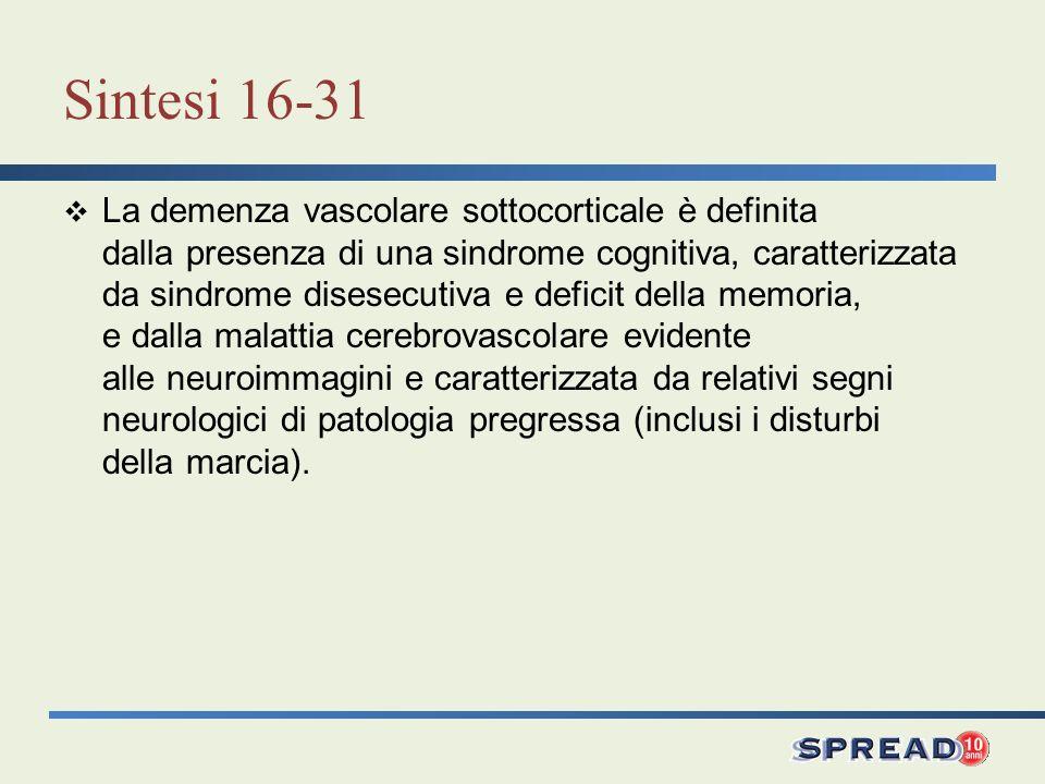 Sintesi 16-31