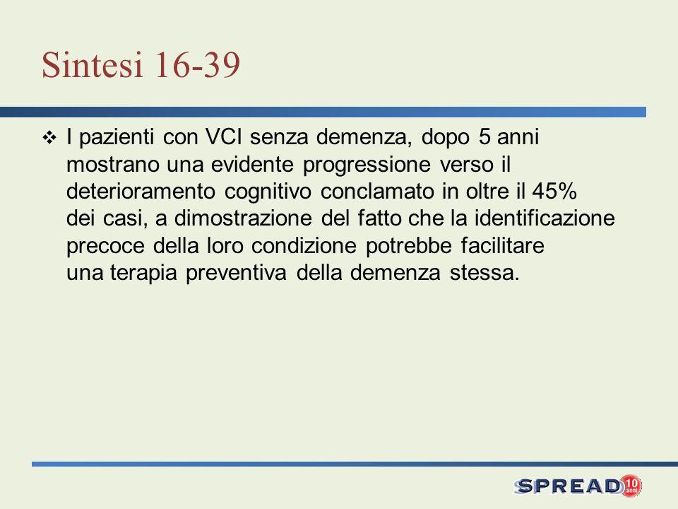 Sintesi 16-39