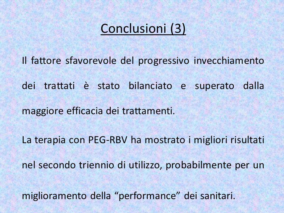 Conclusioni (3)