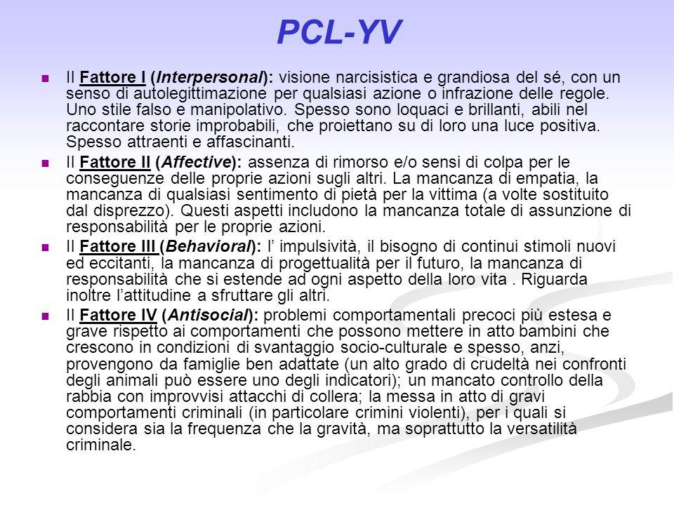 PCL-YV