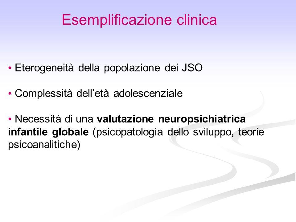 Esemplificazione clinica