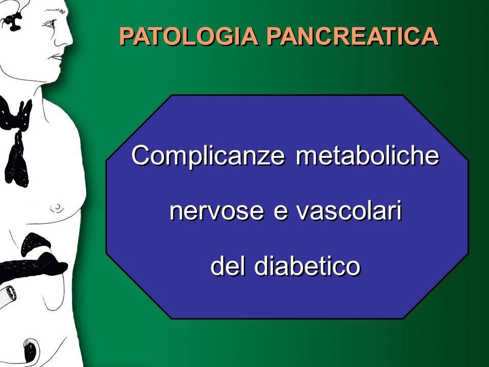 Complicanze metaboliche