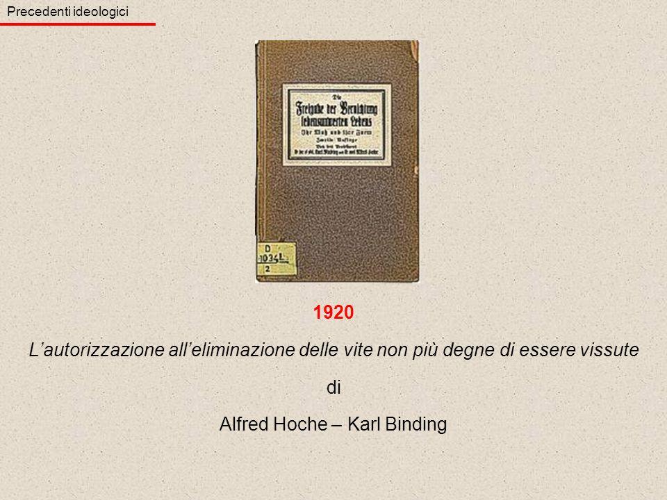 Alfred Hoche – Karl Binding
