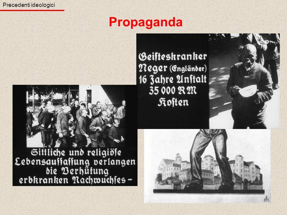 Precedenti ideologici